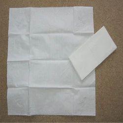White Dry Tissues