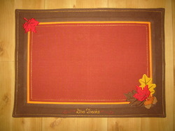 Border Attached Fusing Placemat