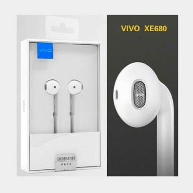 Vivo Original Earphones At Rs 249 No Vivo Earphones Id 16986164112