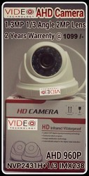 Video Technology Dome Camera