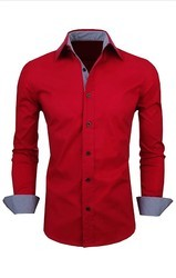 Zombon Cotton Men Shirts