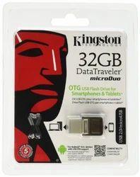 32 GB Kingston OTG Pen Drive