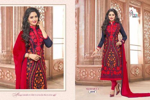 f73585fea4 Dress Material, Dress Ka Saman - SIBI Corporation, Surat | ID ...