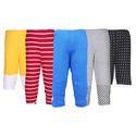 Lil Orchids Girls 5 Pack Multi Color Pant Set