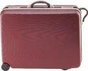 Vip Titanium Glx Suitcase 70 Burgundy Luggage Bag