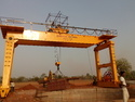 Double Girder Box Type Gantry Cranes