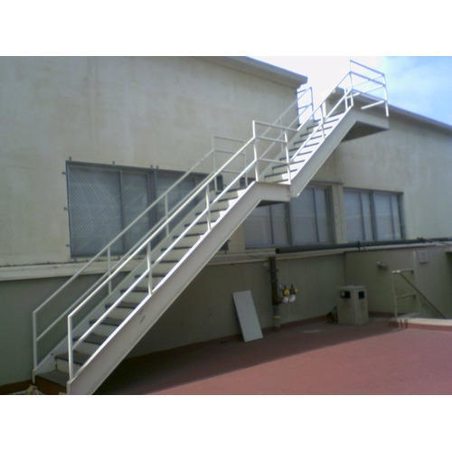 MS Outdoor Staircase
