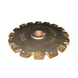 Multi Point Metal Milling Cutter