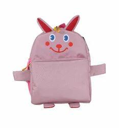 Pink Rabbit School Bag
