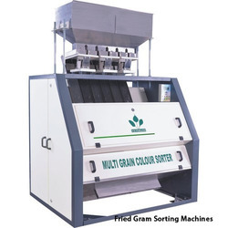 Fried Gram Sorting Machines