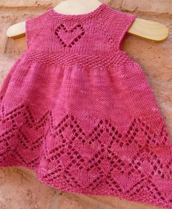 35601e1a0685 Hand Knitted Woolen Baby Frock at Rs 500  pieces