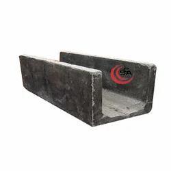 Heavy Cement Gutter
