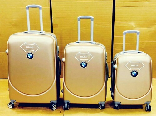 72011fe3f BMW trolley luggage bag at Rs 7500  set