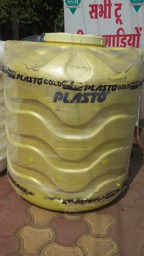Plasto Water Tank At Rs 5900 Piece Plasto Water Tanks