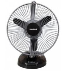 Havells Birdie Sweep 230 Mm Cabin Fan Black Grey