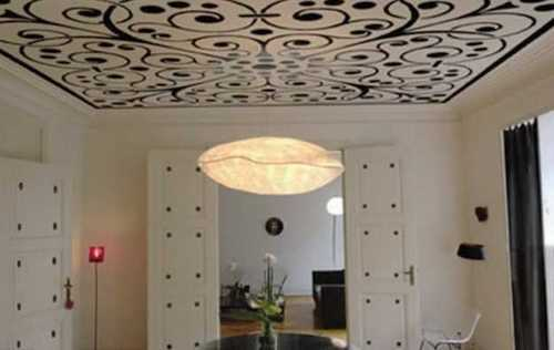 Ceiling Designer Wallpaper Designer Wallpaper Shri Balaji