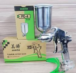 PC-4 Gravity Feed Spray Guns