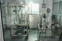 Fully Automatic Mineral Water Bottle Plant