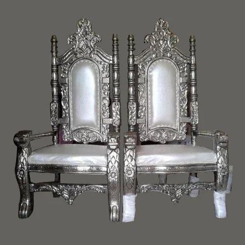 Elegant wedding chair marriage chair shaadi ki kursi shree elegant wedding chair junglespirit Image collections