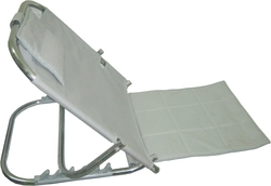 Hospital Chrome Albio Backrest