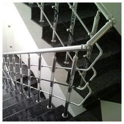 Fabricated Stainless Steel Railing