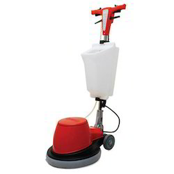 Single Disc Floor Cleaning Machine
