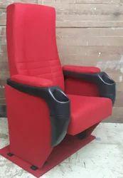 Push Back Auditorium Seating Chair