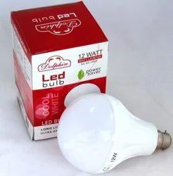 Cool White, Pure White LED Bulbs, Base Type: B22