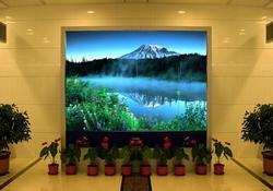 Rectangle Indoor Display Screen