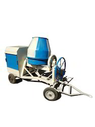 Full Bag Concrete Mixer without Hopper Diesel Operated