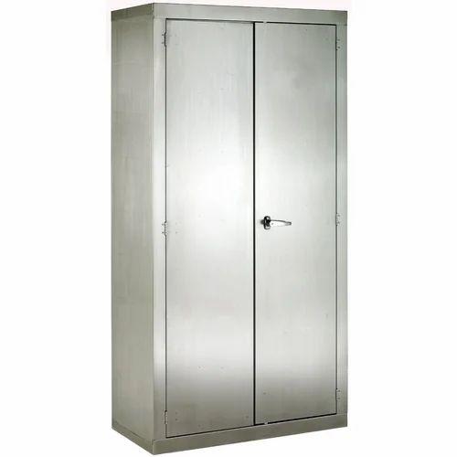 Godrej Kitchen Accessories: Silver Stainless Steel Cupboard, Rs 5000 /piece, Padmam