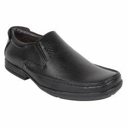 Leather Formal Men Black Dress Shoes