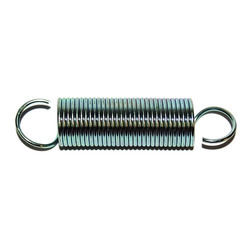 custoomized Double Hook Extension or Tension Spring, for Industrial