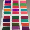 Lazer Dyed Plain Georgette Fabric
