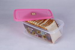 Plastic Bread Box (Small)