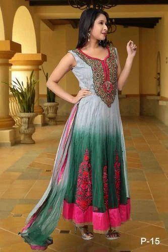 b447c9b510 Ladies Ethnic Wear Dress, Girls ethnic wear, Women Ethnic Wear ...