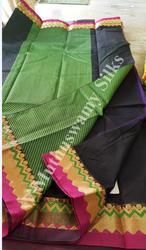 Jari Border Cotton Saree