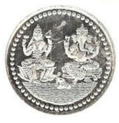Silver Cotted Coin
