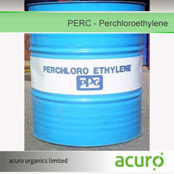 PERC - Perchloroethylene
