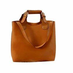 Vintage Leather Hand Bag
