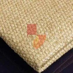 Vermiculite Ceramic Coated Fiber Cloth