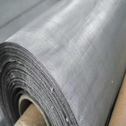 RIC Woven Stainless Steel Fine Wire Mesh, For Industrial, Packaging Type: Roll