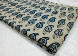 Bagru Print Fabrics