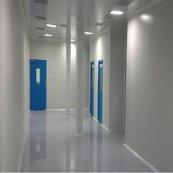 Turnkey HVAC Clean Room Project Service