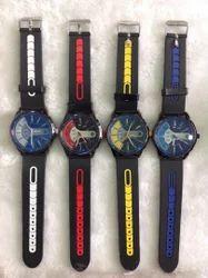 PVC Silicone Watch Strap