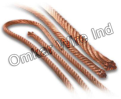 Copper Wire Braids and Strand - Braided Copper Ropes Manufacturer ...