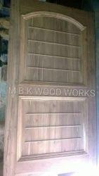 MBK Carving Interior Solid Wood Door