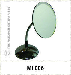 Eye Wear Showroom Counter Metal Mirror