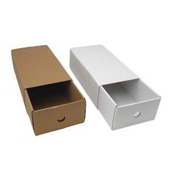 Slider Corrugated Box