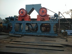 50TPH Secondary Crusher